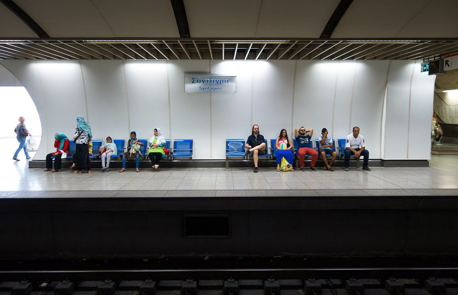 Atēnu metro
