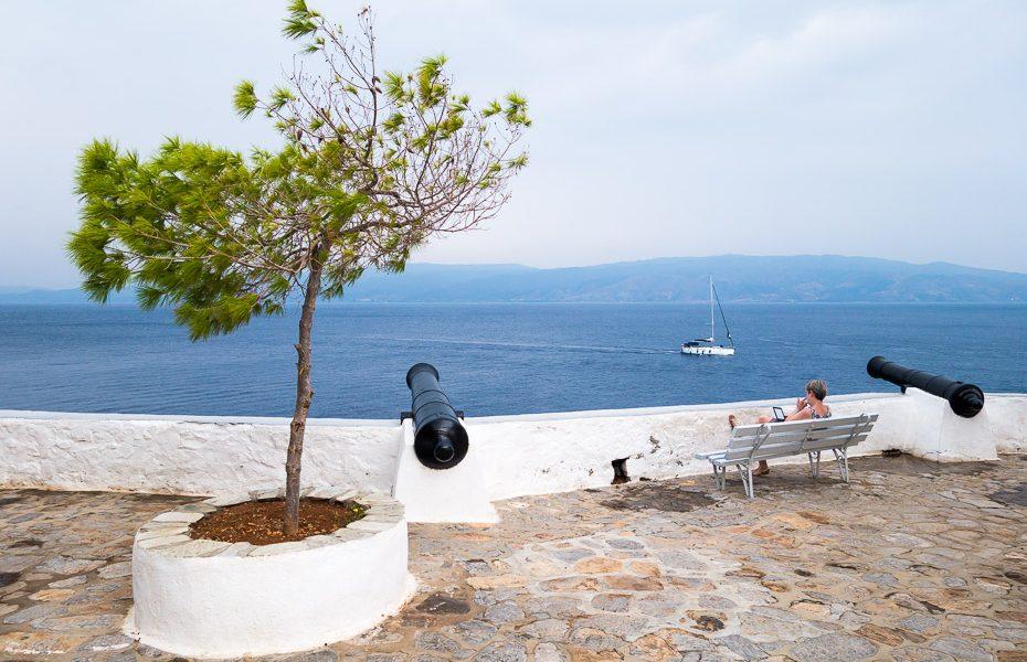 Grieķija rudenī