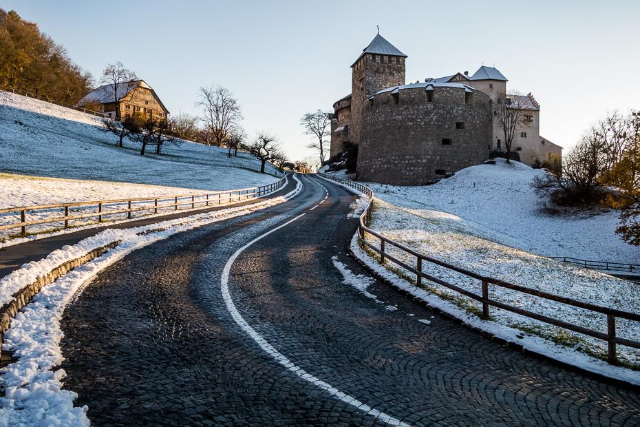 kalni alpi princis karalis lihtensteina vaduca