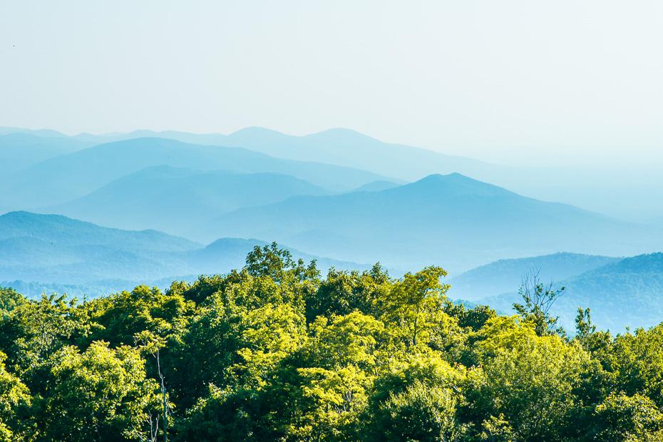 shenandoah parks lāči daba kalni amerika virdžīnija nacionālais parks sapņu medniece daba asv