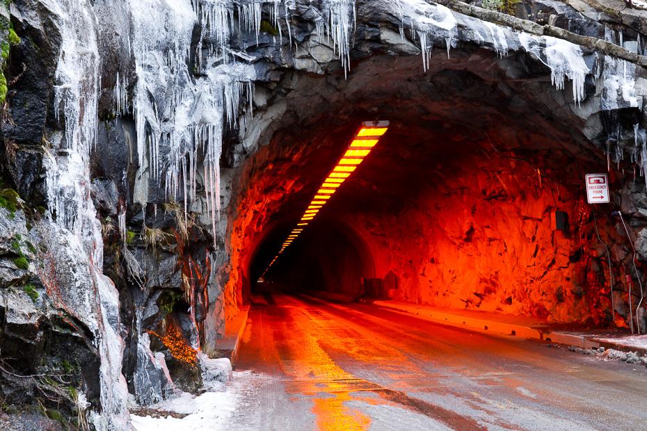 yosemite amerika auto automašīna nacionālais parks kalifornija asv ziemeļamerika lāstekas ziema