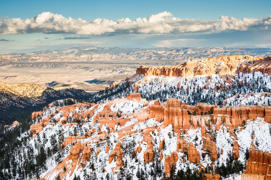 bryce kanjons braisa nacionālais parks amerika rietumu krasts