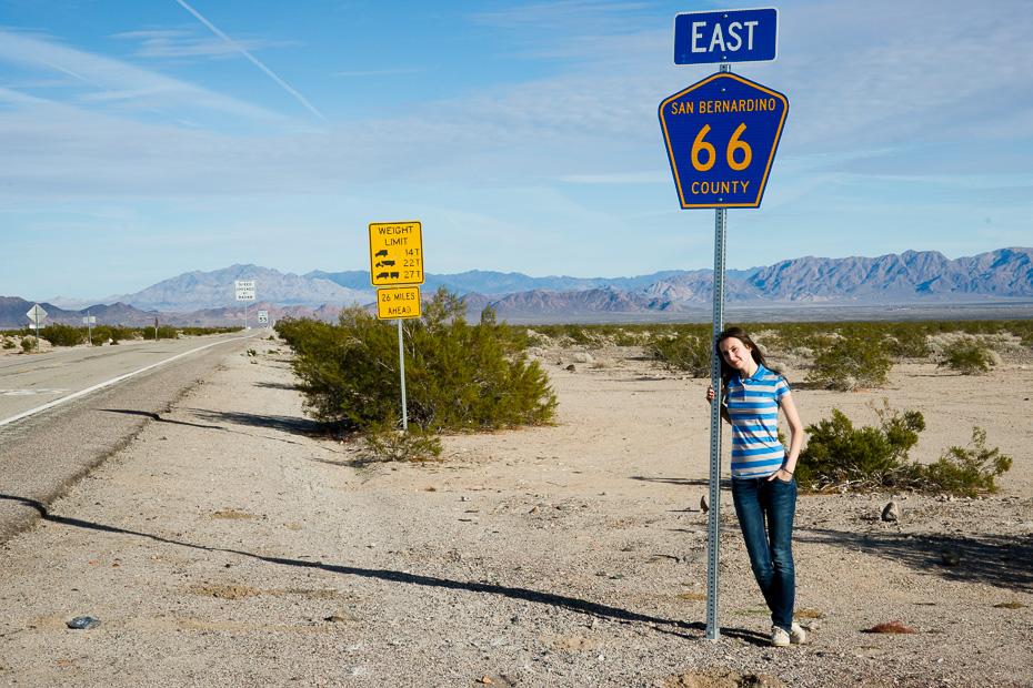 route 66 ceļš ar auto amerikas lielceļš