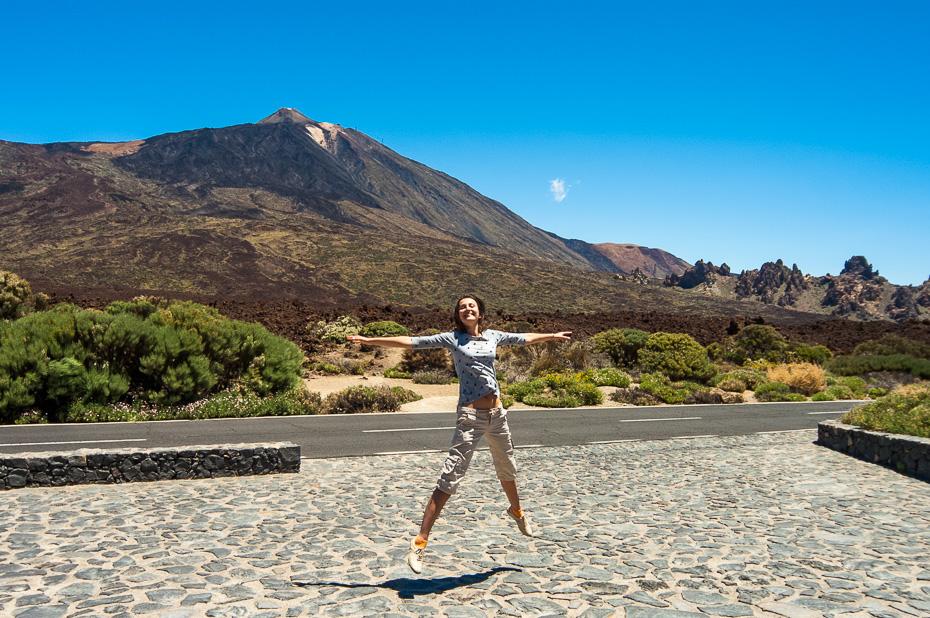 tenerife brīvdienas teide vulkāns daba spānija kanārijas