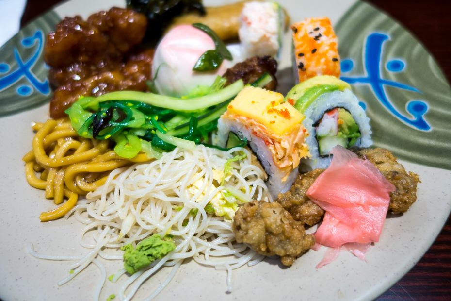 ķīniešu bufete amerika cik var apēst asv lēti