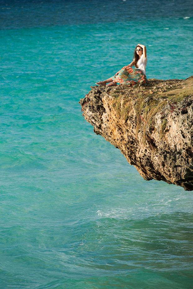alīna andrušaite kuba jēkabs andrušaitis varadero karību jūra