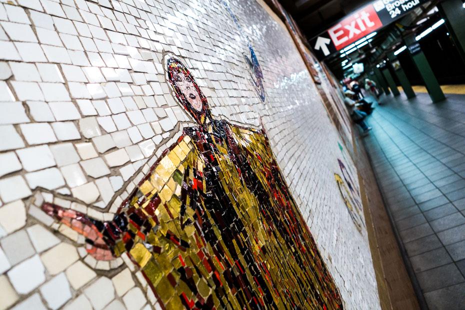 metro stacija lincoln center opera māksla ņujorka amerika