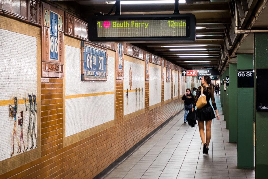 ņujorka amerika linkolna centrs opera metro