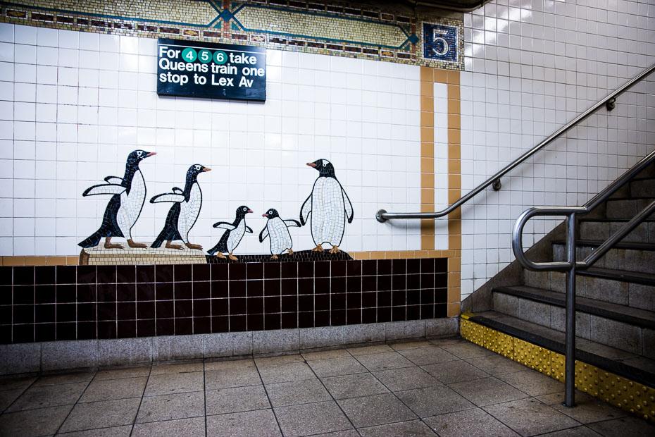 ņujorkas metro māksla mozaīka