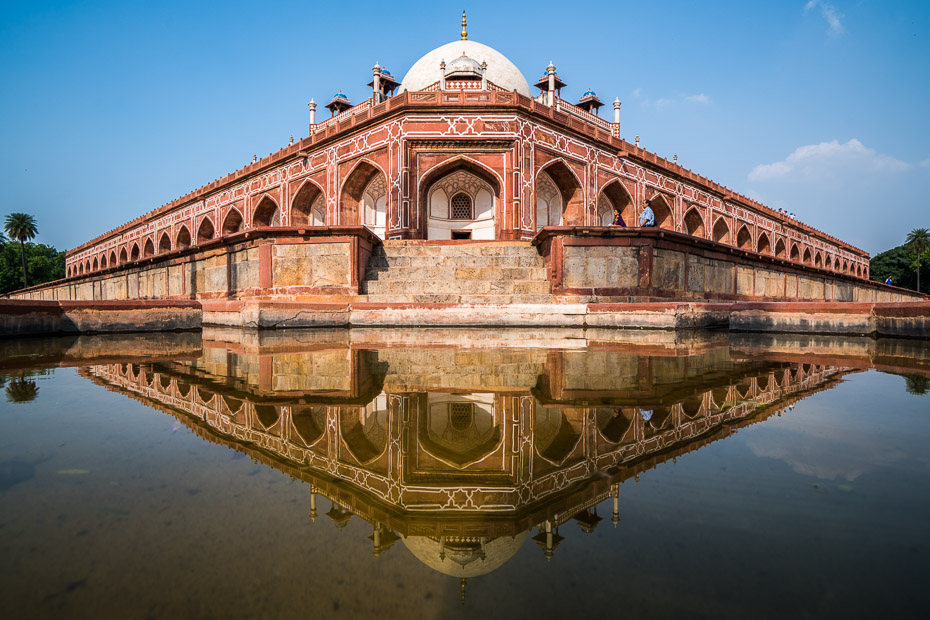 indija deli nizamuddin humayun kapenes