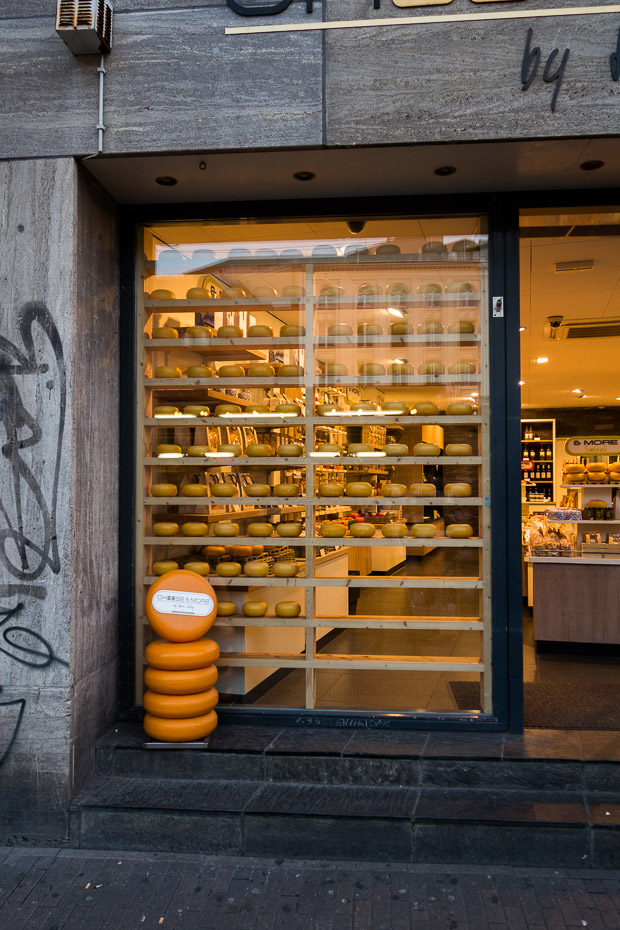 nīderlande siers amsterdama