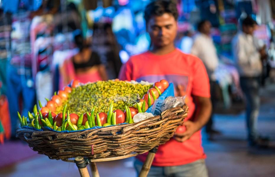 garšvielas indija tirgus deli