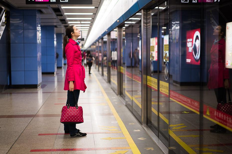 guandžou metro alīna andrušaite