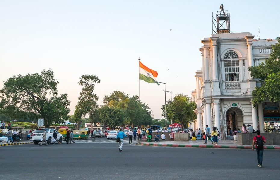 konotpleisa deli indija karogs