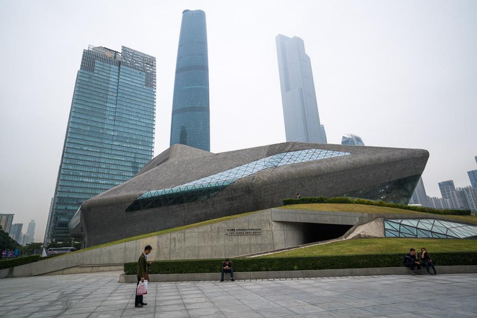 opera ķīnas guandžou