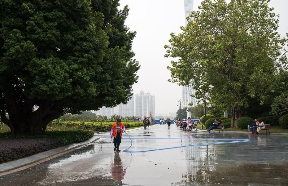 parks ķīna ielu mazgāšana guandžou