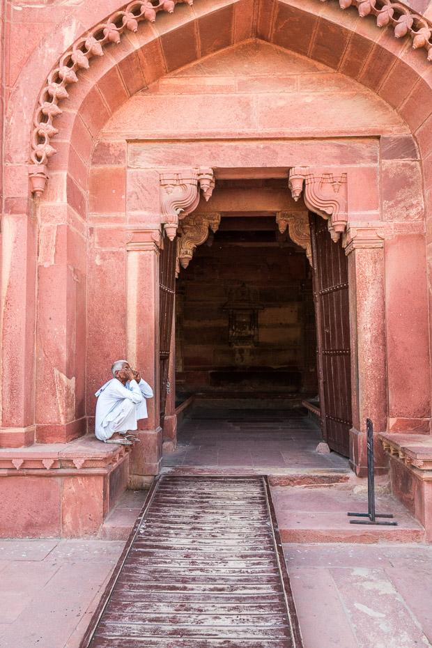 fatehpur sikri pilsēta