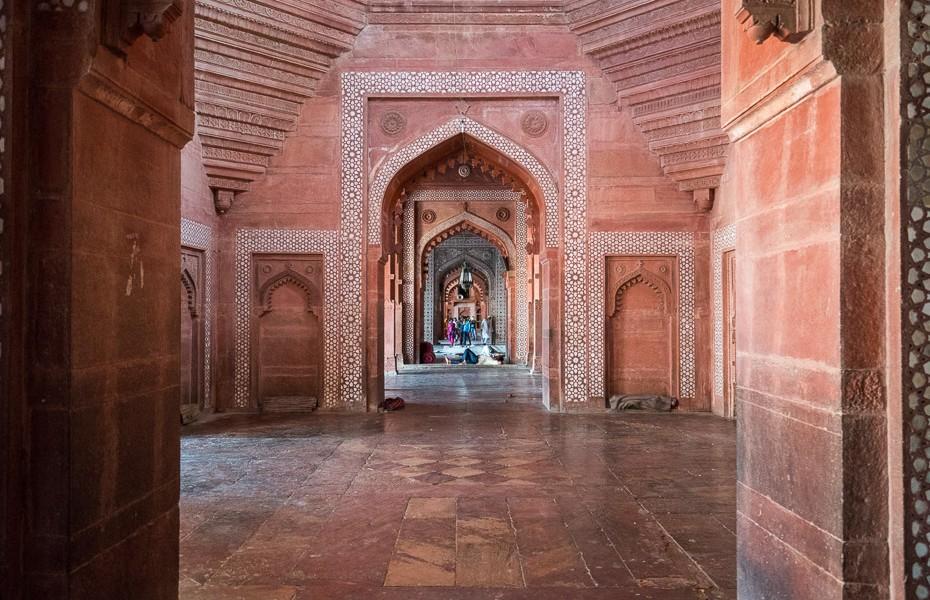 mošeja fatehpur sikri