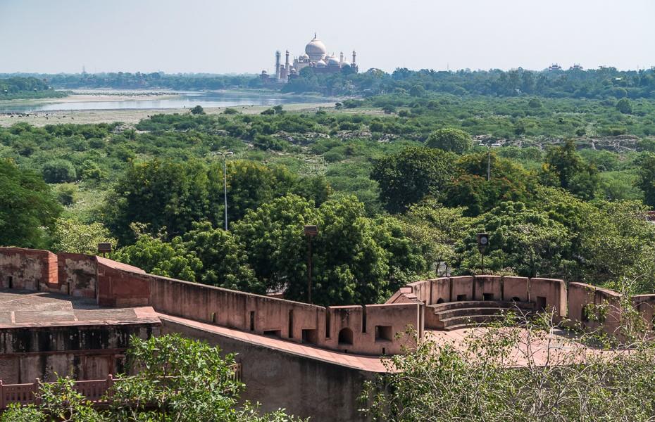 tadžmahāls indija āgras forts