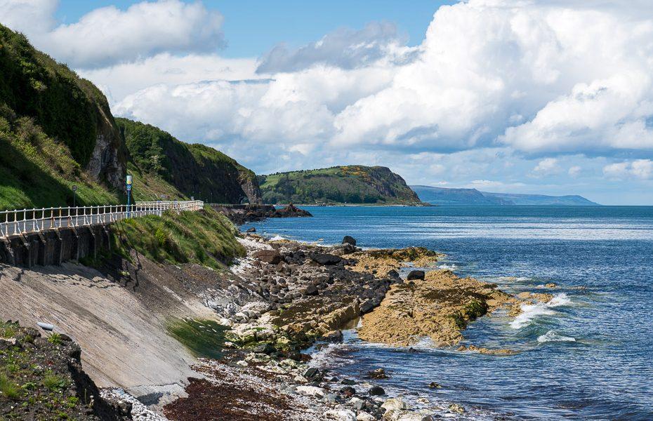 Ziemeļīrijas krasti