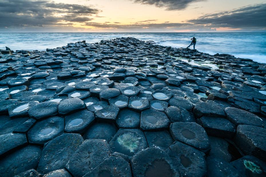 giants causeway UNESCO pasaules mantojumu vieta