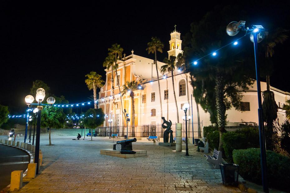 jafa svētā pētera baznīca osta