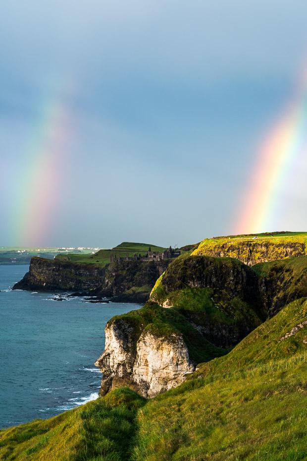 kur aizbraukt ziemeļīrijā