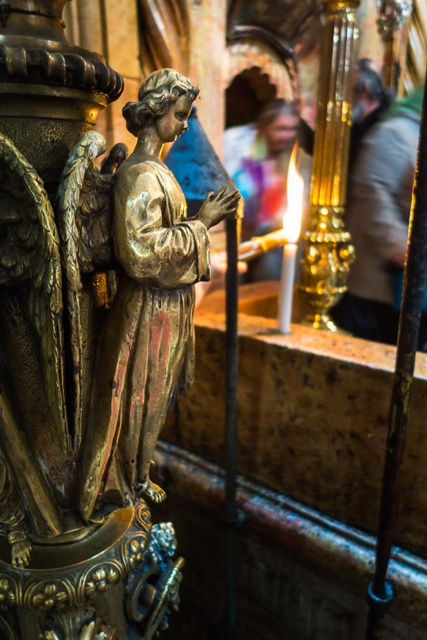 svētā kapa baznīca golgāta