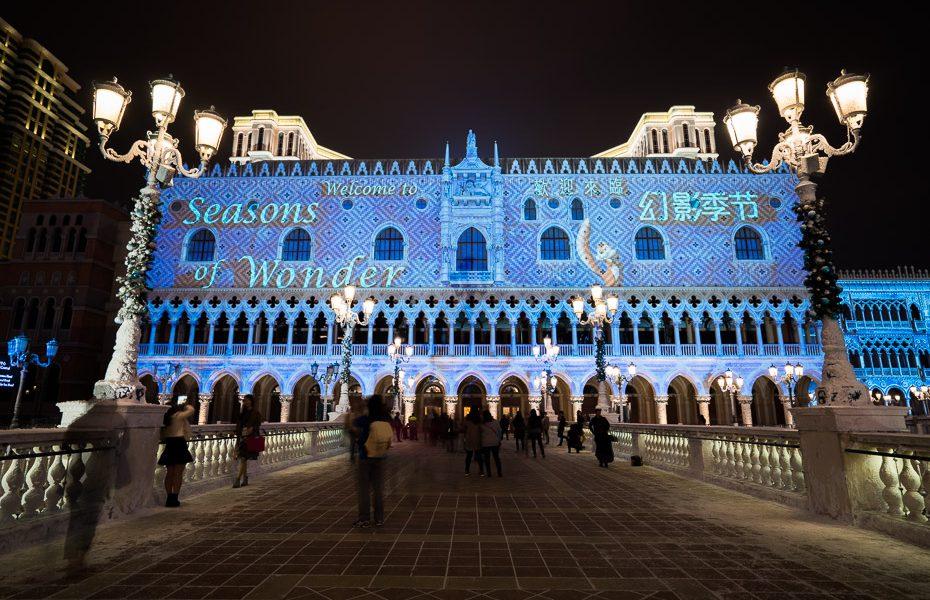 the venetian gaismas festivāls