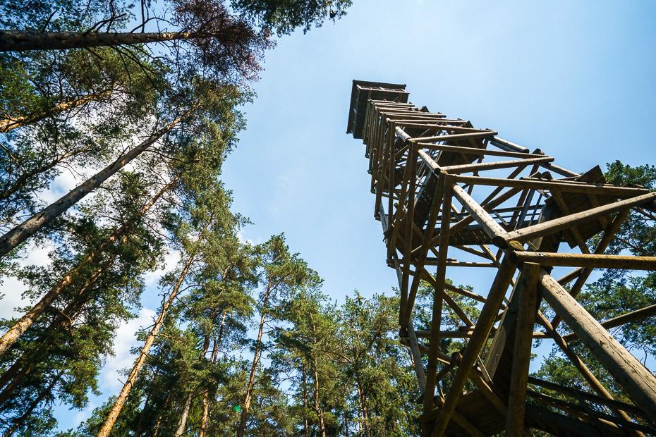 krāslavas priedaines skatu tornis