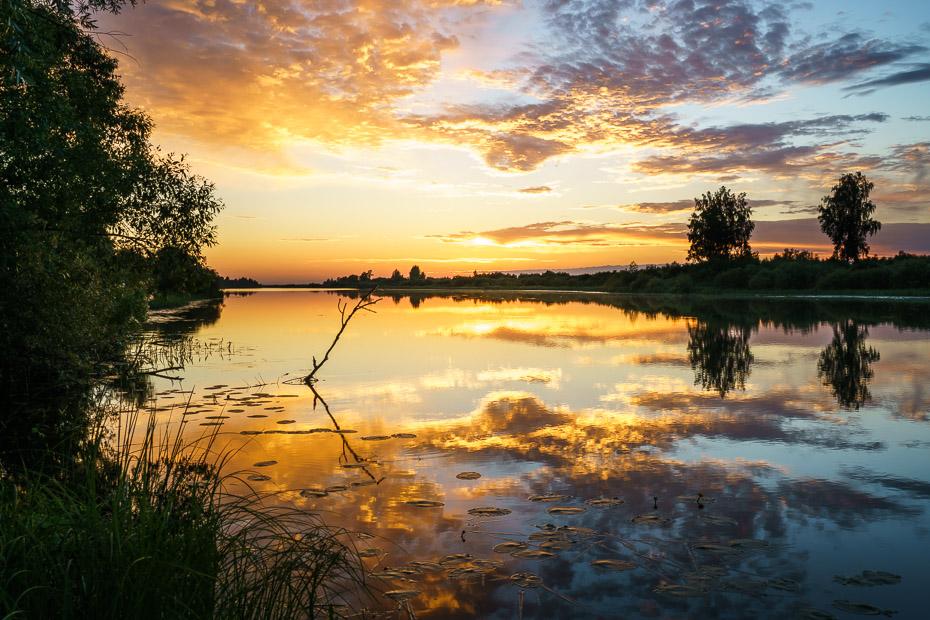 lubanas ezers latvija