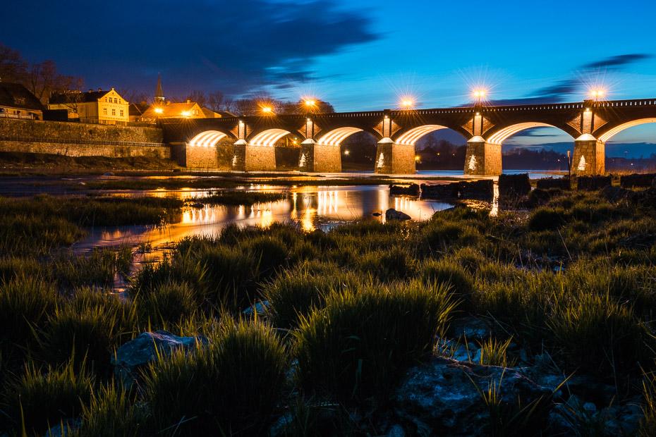 kuldīga latvija tilts