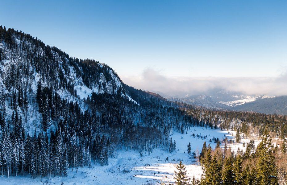dināras alpu virsotnes
