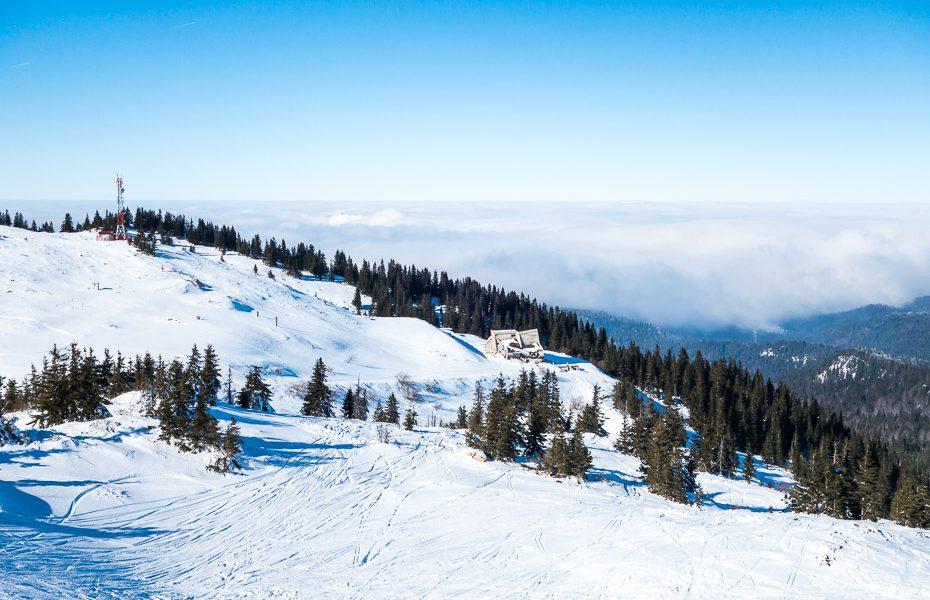 slēpošana jahorinā