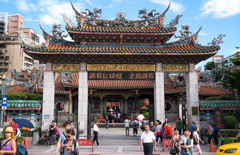 Lungshan templis