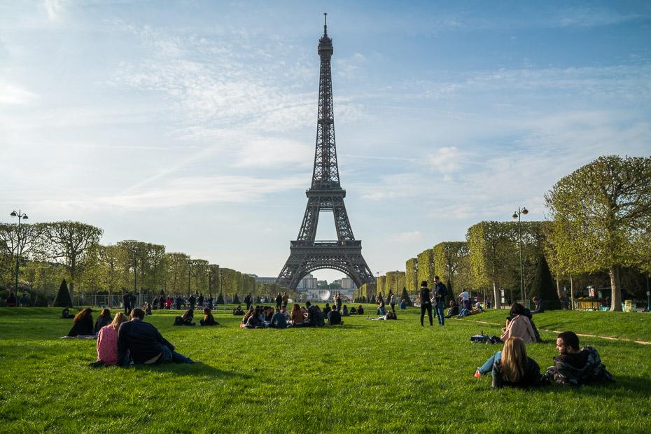 Eifeļa tornis Parīzē