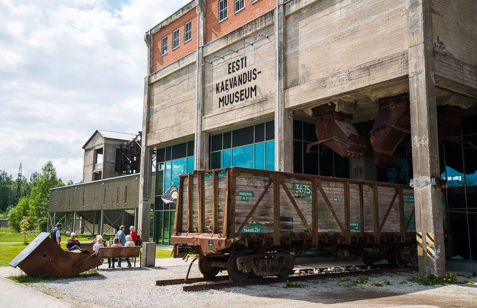 eesti kaevandusmuuseum igauņu raktuvju muzejs