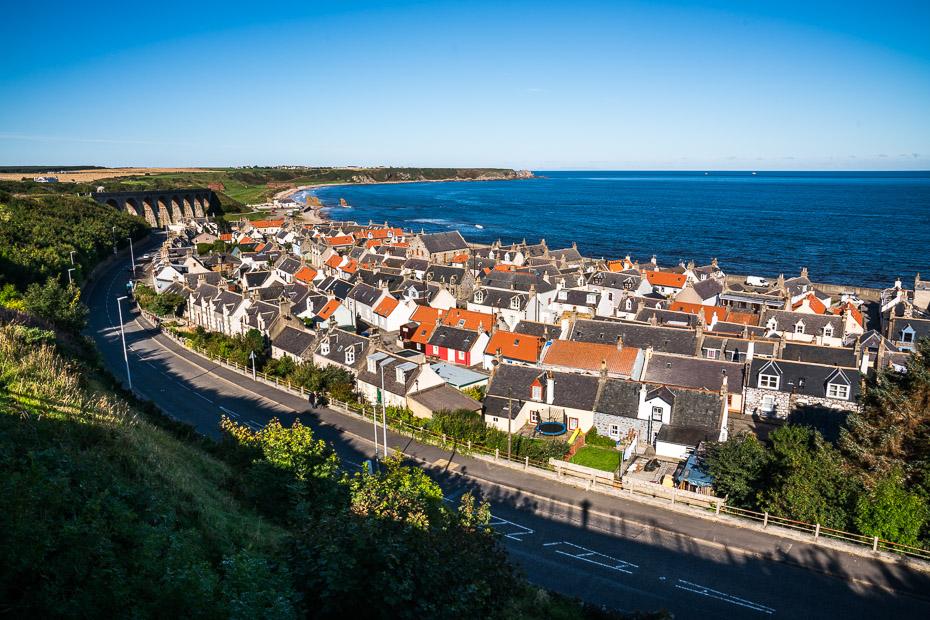 Skaistākās Skotijas pilsētas