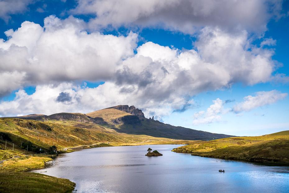 Skotijas skaistālā sala