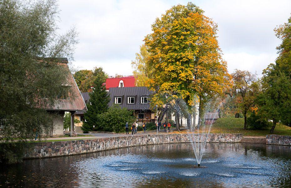 Sigulda rudenī