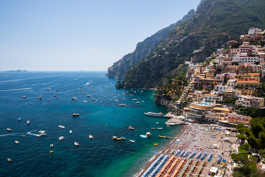 Itālija Positano, Salerno, Sorrento, Ravello