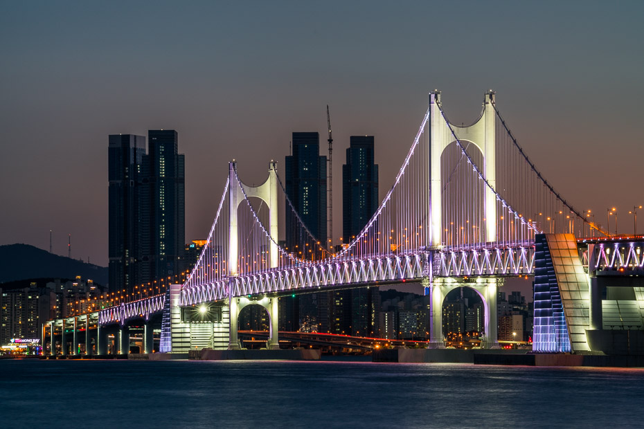Busānas tilti