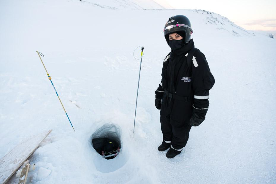 longyearbreen ledājs