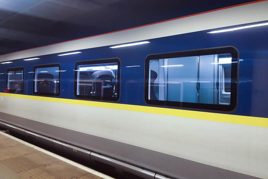 cik maksā vilciena biļete eiropā
