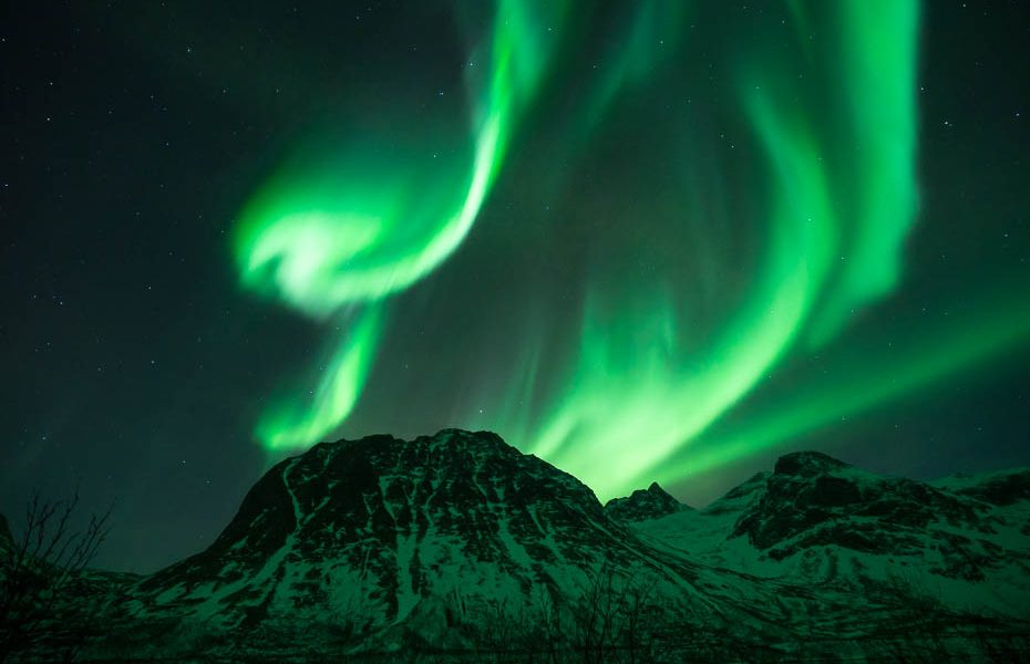 Kā redzēt Ziemeļblāzmu Trumsē, Norvēģijā