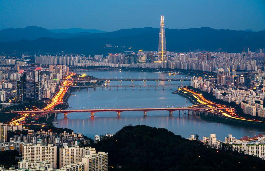 Spilgtākie iespaidi par Seulu Dievidkorejā