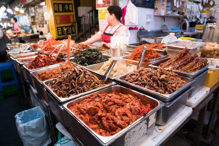 korejiešu ēdieni