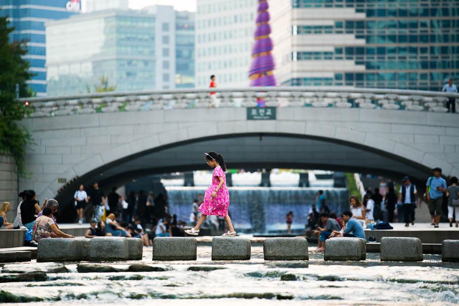 Ceļojuma piezīmes uz Seulu