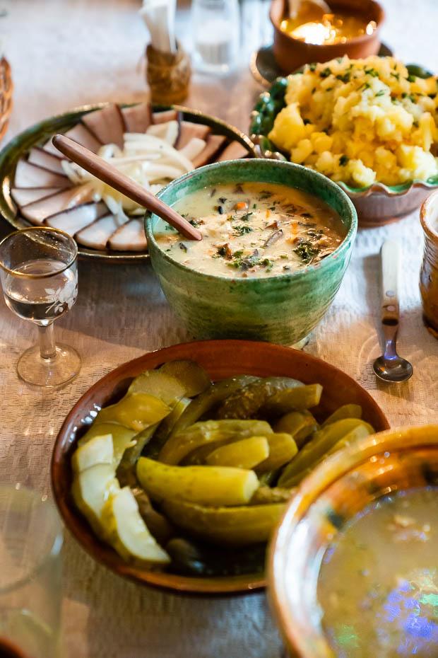 kulināra mantojuma tūre latvijā