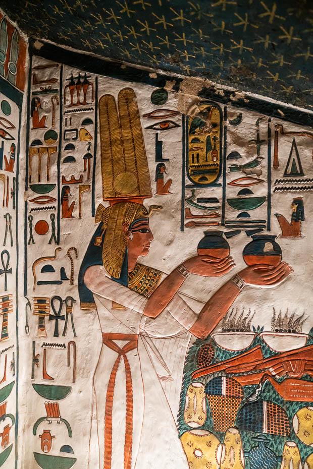 Ekskursija uz kapenēm Luksorā